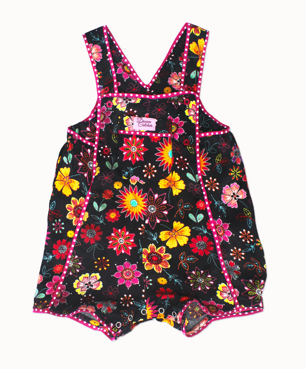 DREAMCATCHER LUCID DREAMING OVERALLS (RETRO BURST)