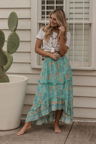 WANDERLUST HANNA DRESS BY ARIA