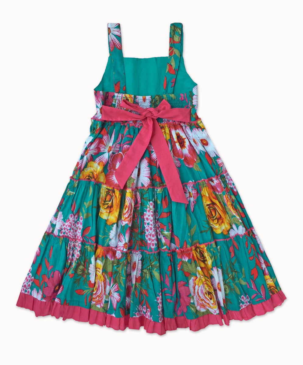 DREAMCATCHER FESTIVAL PARTY DRESS  AQUA PARADISE