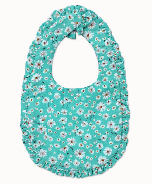 DREAMCATCHER BIB - SEA DAISY PRINT