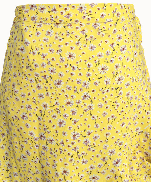 WANDERLUST BUTTERCUP WRAP SKIRT