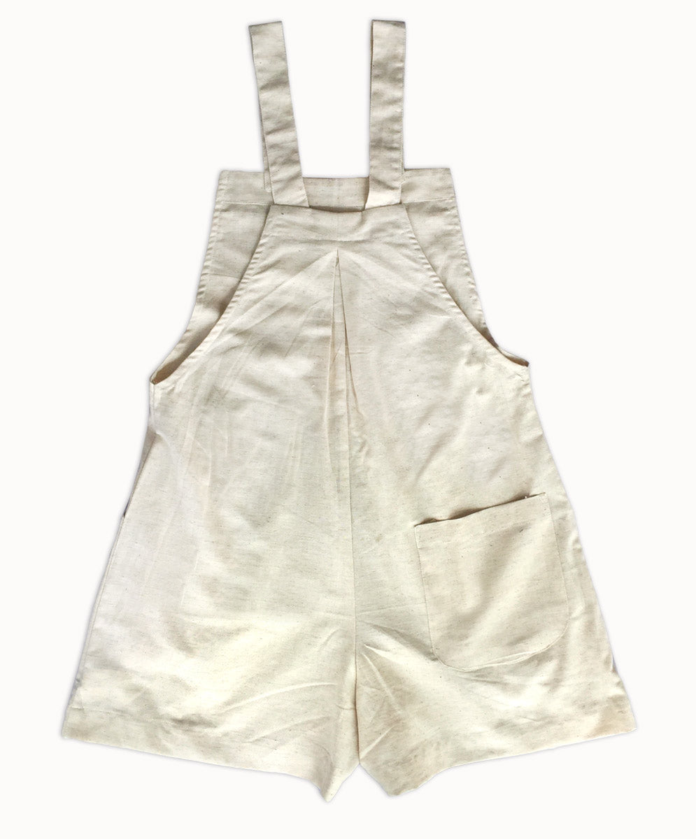 WANDERLUST ENDLESS SUMMER SHORT OVERALLS