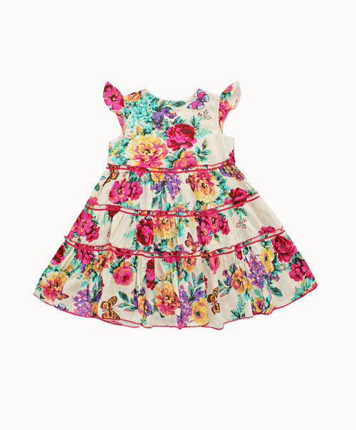 DREAMCATCHER GARDEN PARTY DRESS (VINTAGE PRINCESS PRINT)