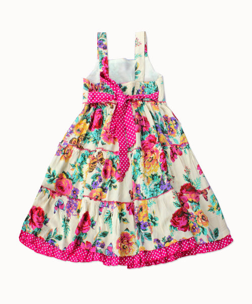 DREAMCATCHER FESTIVAL PARTY DRESS (VINTAGE PRINCESS PRINT)
