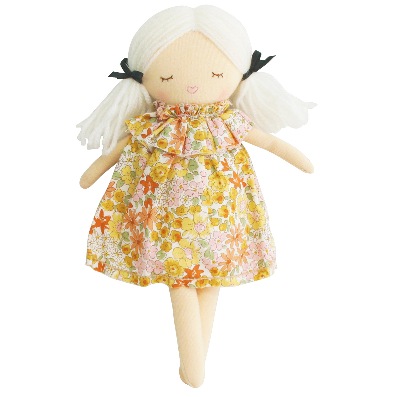 ALIMROSE MINI MATILDA ASLEEP AWAKE SWEET MARIGOLD 24CM