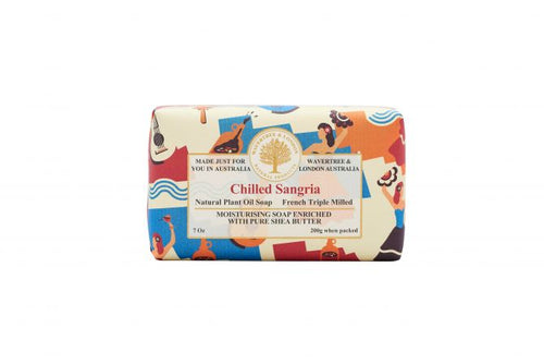CHILLED SANGIRA SOAP