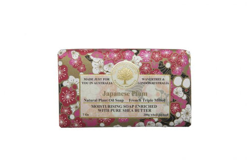 JAPANESE PLUM SOAP