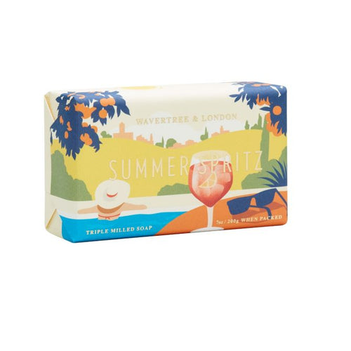 SUMMER SPRITZ SOAP