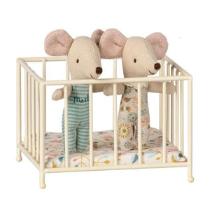 Maileg Playpen MY Off White
