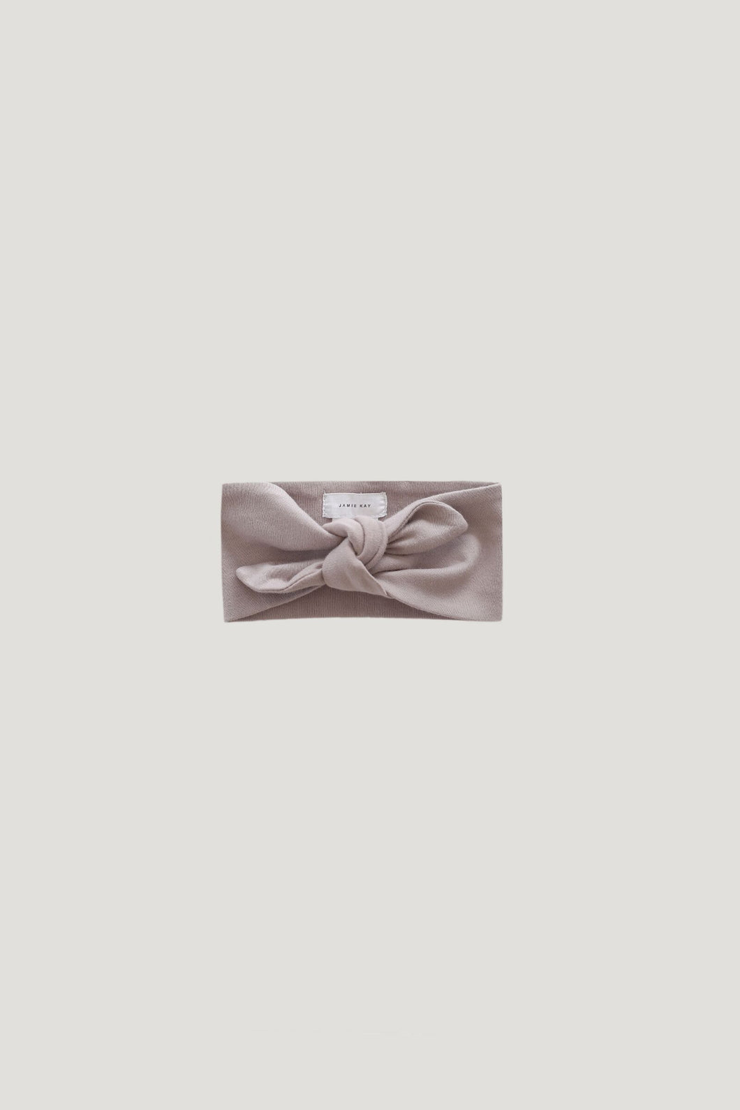 Jamie Kay Organic Cotton Headband - Sweetpea