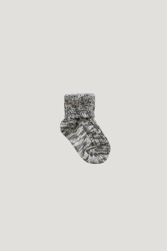 Jamie Kay Marle Sock - Dark Grey