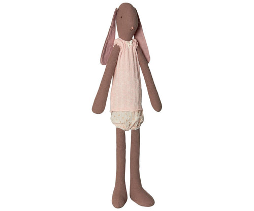 Maileg Bunny Brown Girl Medium
