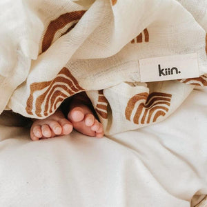 Kiin Rainbow Swaddle