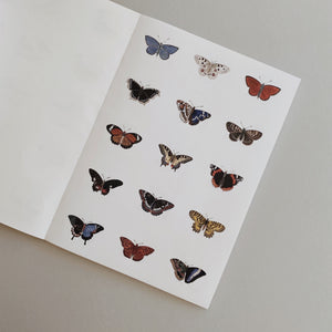 Sticker Book - Fauna