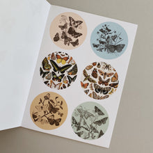 Sticker Book - Natural History