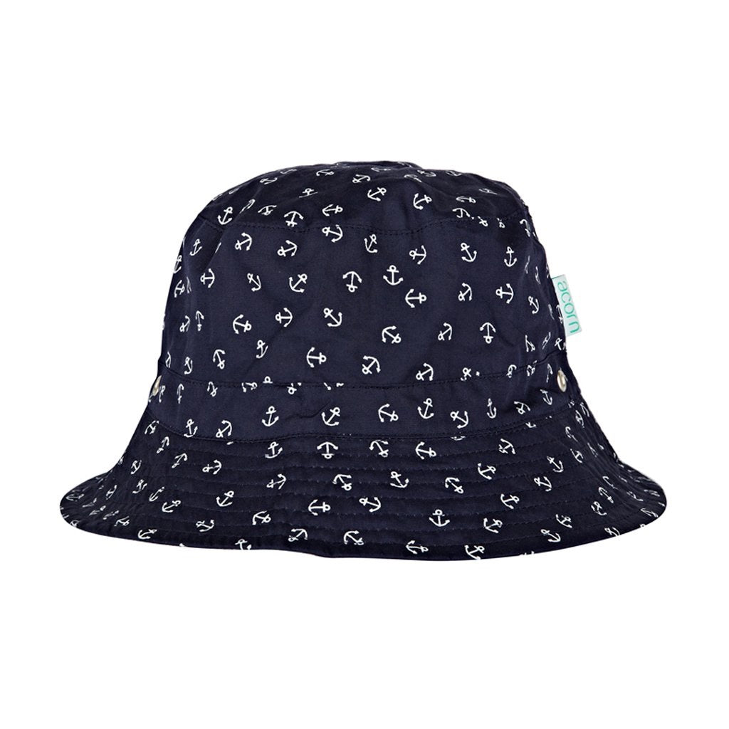 Acorn Anchors Bucket Hat