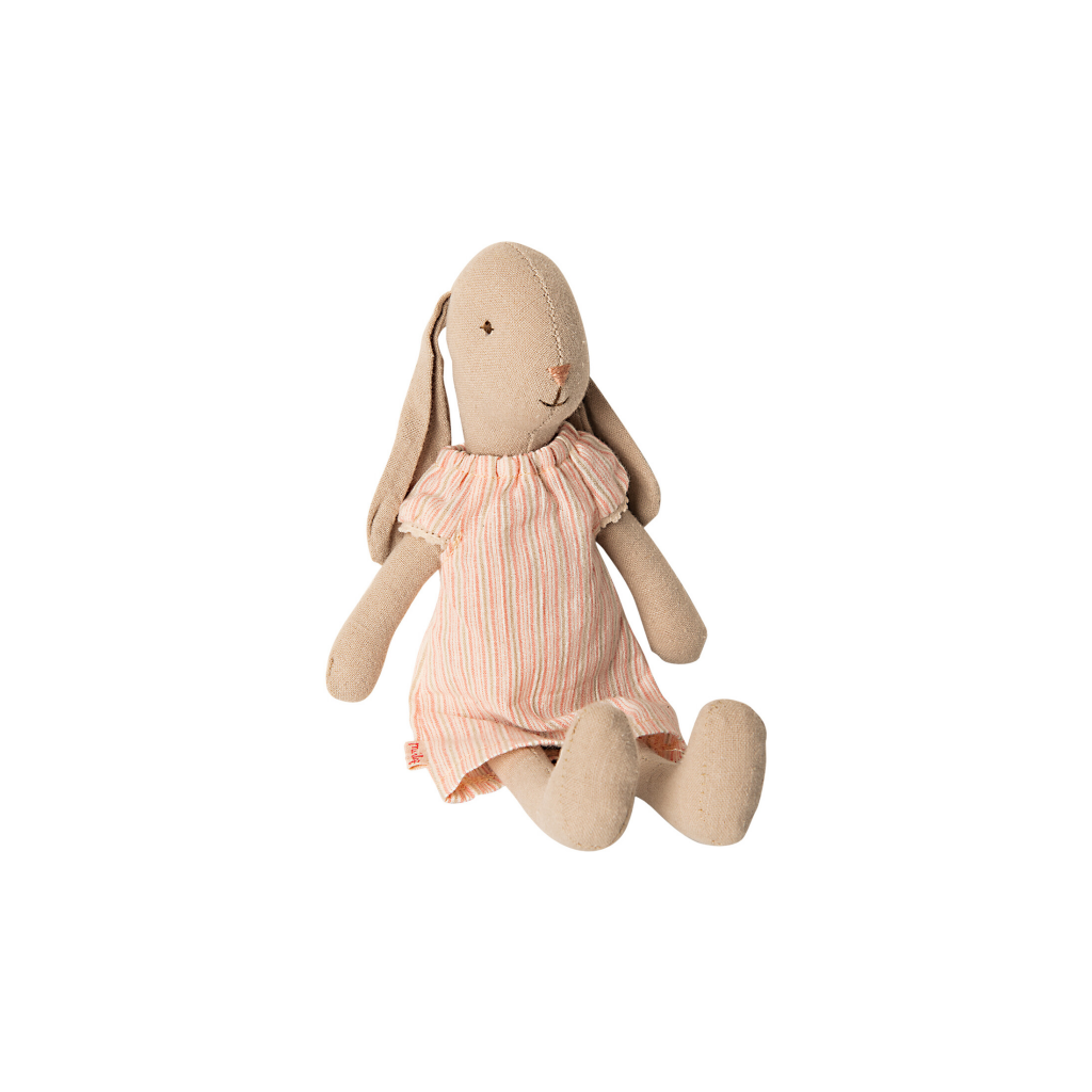 Maileg Rabbit Size 1 in Night Gown