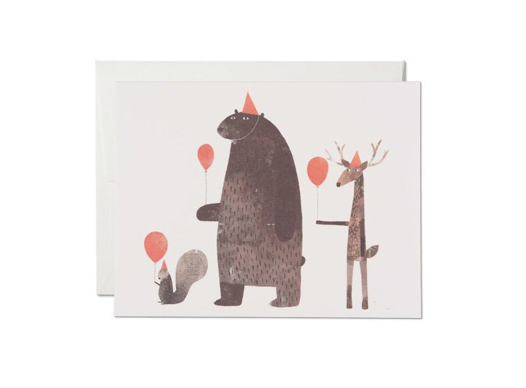 Party Animals Card