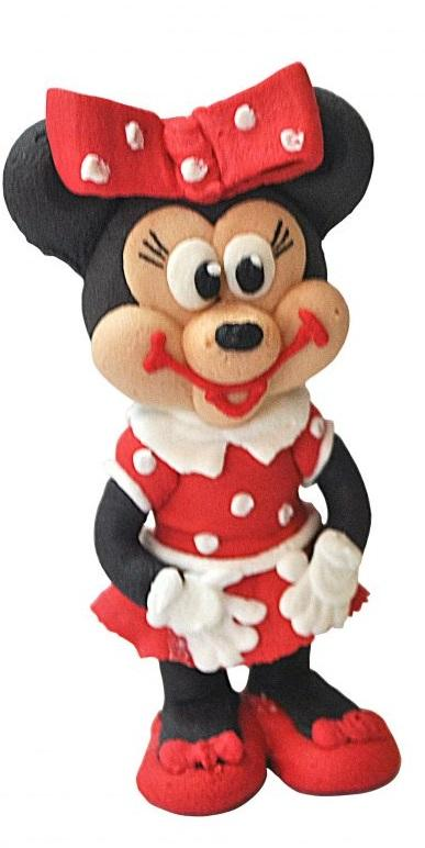 Minnie Mouse din zahar - Nati Shop