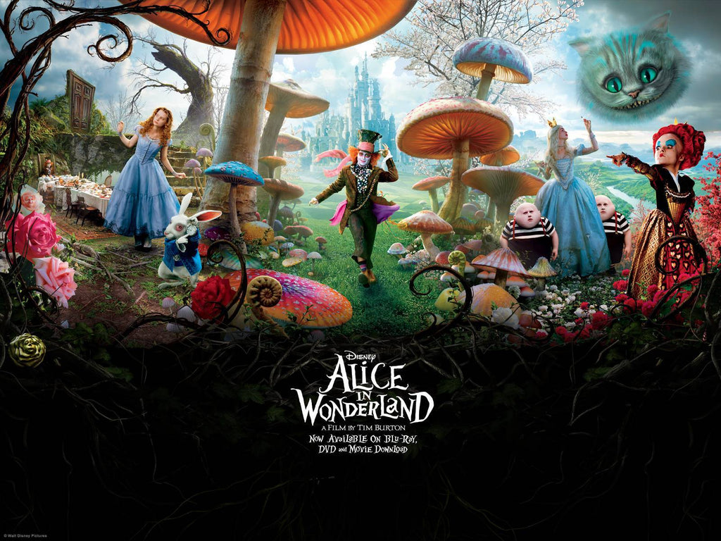 Alice in tara minunilor - Nati Shop
