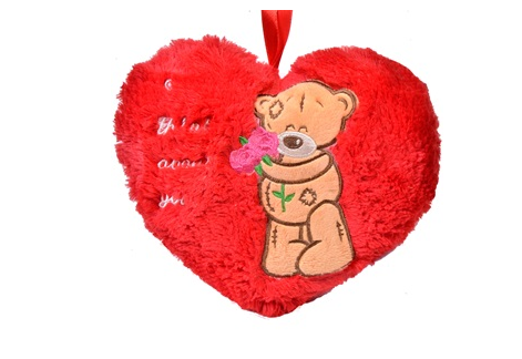 Perna decorativa Valentine's Day - Nati Shop
