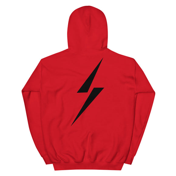 Red Lighting Hoodie