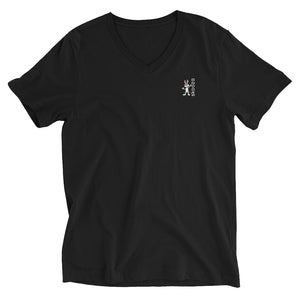 skooza® Shades Blk V-Neck
