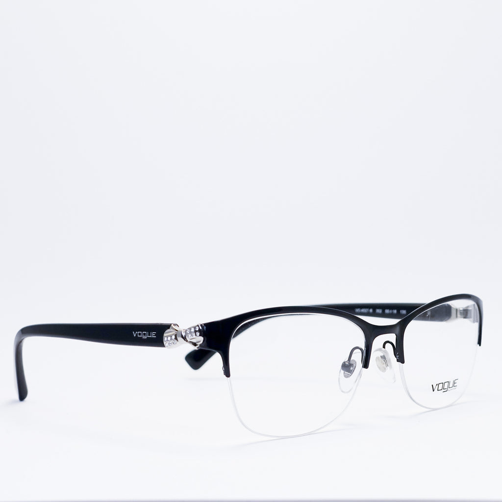 e8503cd3c8d Vogue Semi Rimless Eyeglasses « One More Soul