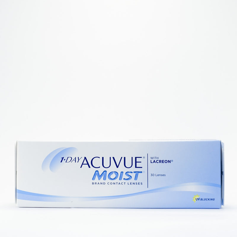 1 Day Acuvue Moist 30 & 90 pack