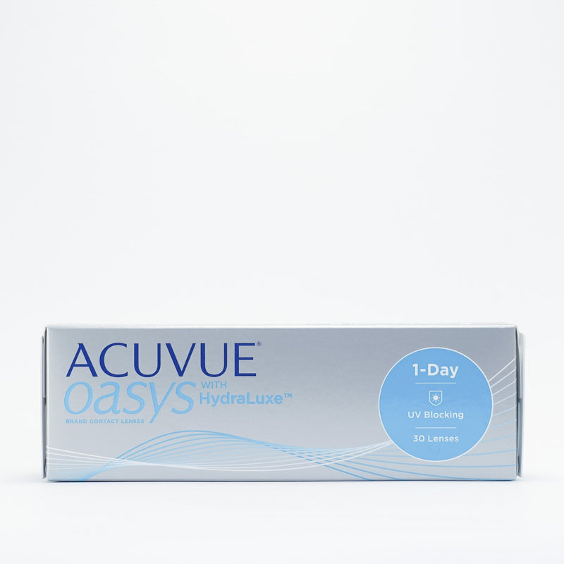 Acuvue Oasys 1 Day with Hydraluxe 30 & 90 pack