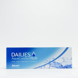 Dailies Aquacomfort Plus 30 & 90 pack