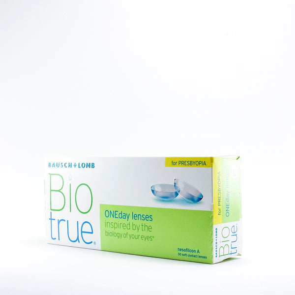 Biotrue Oneday Lenses for Presbyopia 30 pack