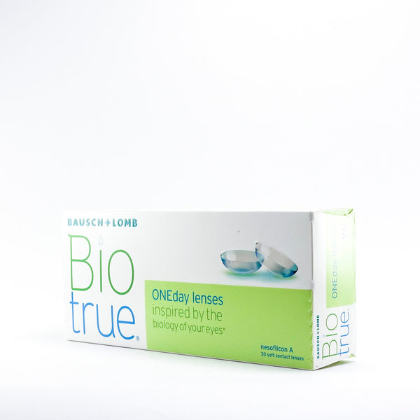 Biotrue Oneday Lenses 30 pack & 90 Pack