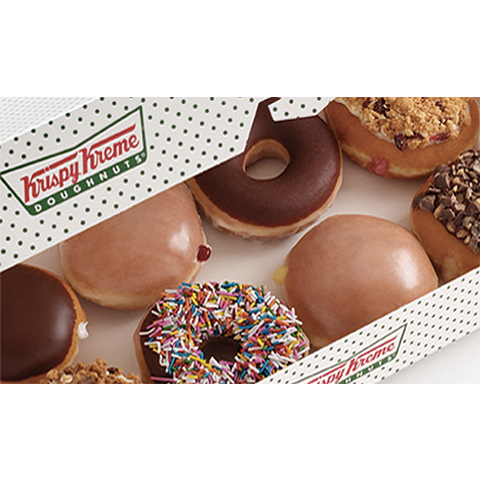 Dozen Assorted Doughnuts (Click Picture To Customize)