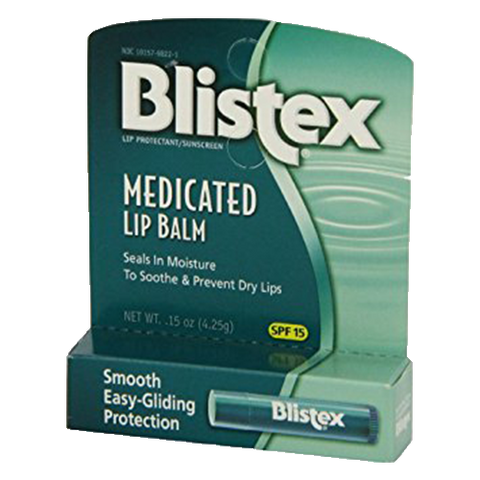 Blistex - Medicated Lip Balm