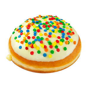 Cake Batter Doughnut (Click Picture To Customize)