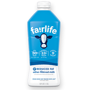 Fairlife 2%,  52 fl oz