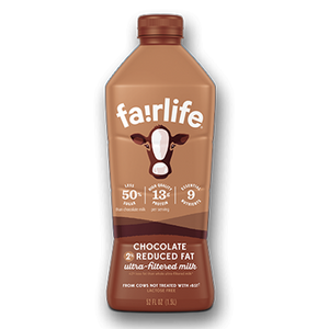 Fairlife 2% Chocolate Milk, 52 fl oz