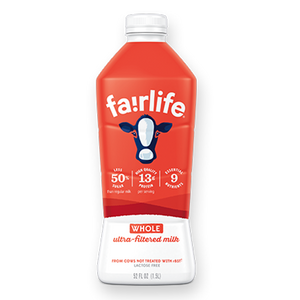 Fairlife Whole Milk, 52 fl oz
