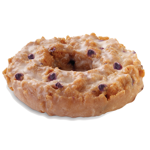 Glazed Blueberry Cake Doughnut (Click Picture To Customize)