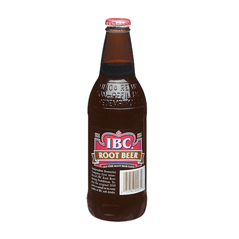 IBC Root Beer, 12 oz