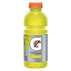 Gatorade - Lemon Lime, 20oz.