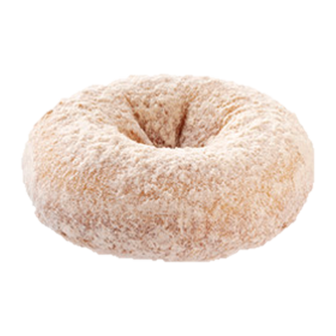 Powdered Cinnamon Cake Doughnut (Click Picture To Customize)