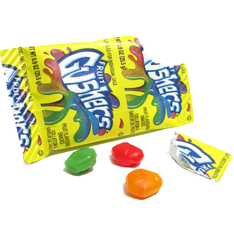 Tropical Fruit Gushers