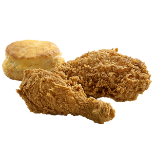 Fried Chicken Box w/ Biscuits 8 piece or 12 piece (Click to Customize)