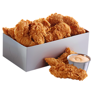 Chicken Finger Box (Click to Customize)