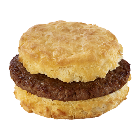Sausage Biscuit (Available Until 10:30AM)