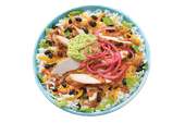 Baja Chicken Bowl (Click To Choose Side)