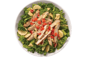 Supergreen Caesar Chicken Bowl (Click To Choose Side)