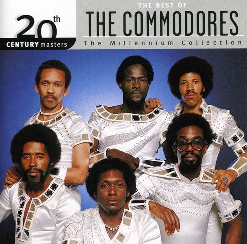 Commodores, The; 20th Century Masters: The Best of The Commodores CD